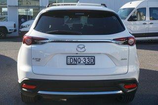 2017 Mazda CX-9 TC Azami SKYACTIV-Drive i-ACTIV AWD White 6 Speed Sports Automatic Wagon