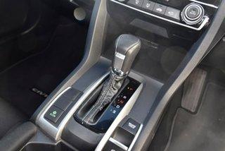 2017 Honda Civic 10th Gen MY17 VTi-L Blue 1 Speed Constant Variable Sedan