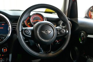 2015 Mini Hatch F55 Cooper S Red 6 Speed Automatic Hatchback