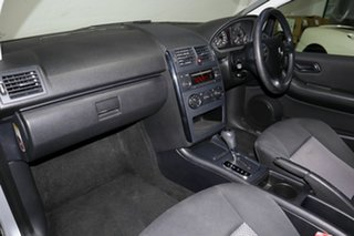 2007 Mercedes-Benz A-Class W169 MY07 A170 Classic Silver 7 Speed Constant Variable Hatchback