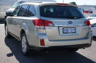 2010 Subaru Outback B5A MY10 2.5i Lineartronic AWD Premium Gold 6 Speed Constant Variable Wagon