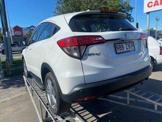 2019 Honda HR-V MY20 VTi Platinum White 1 Speed Constant Variable Hatchback