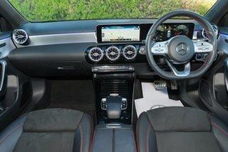 2019 Mercedes-Benz A-Class W177 A250 DCT 4MATIC AMG Line Cosmos Black 7 Speed