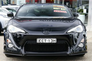 2013 Toyota 86 ZN6 GT Black 6 Speed Manual Coupe