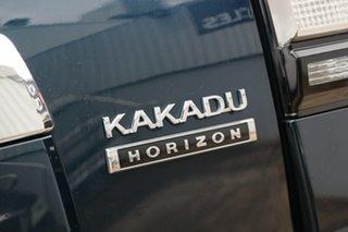 2020 Toyota Landcruiser Prado GDJ150R Kakadu Horizon Peacock Black 6 Speed Automatic Wagon