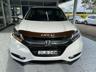 2016 Honda HR-V VTi-S White Orchid Constant Variable Hatchback.