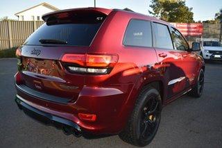 2018 Jeep Grand Cherokee WK MY18 Trackhawk Maroon 8 Speed Sports Automatic Wagon