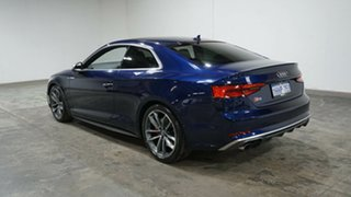 2017 Audi S5 F5 MY18 Tiptronic Quattro Blue 8 Speed Sports Automatic Coupe.