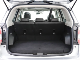 2014 Subaru Forester MY13 2.0XT Silver Continuous Variable Wagon