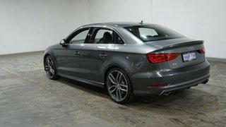 2016 Audi S3 8V MY16 S Tronic Quattro Grey 6 Speed Sports Automatic Dual Clutch Sedan.