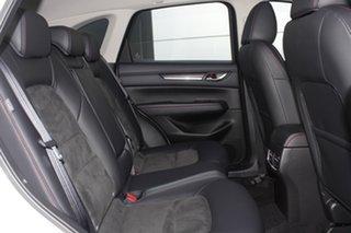 2021 Mazda CX-5 KF4WLA GT SKYACTIV-Drive i-ACTIV AWD SP Snowflake White 6 Speed Sports Automatic