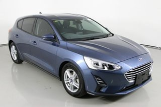 2019 Ford Focus SA MY19.25 Ambiente Blue 6 Speed Automatic Hatchback