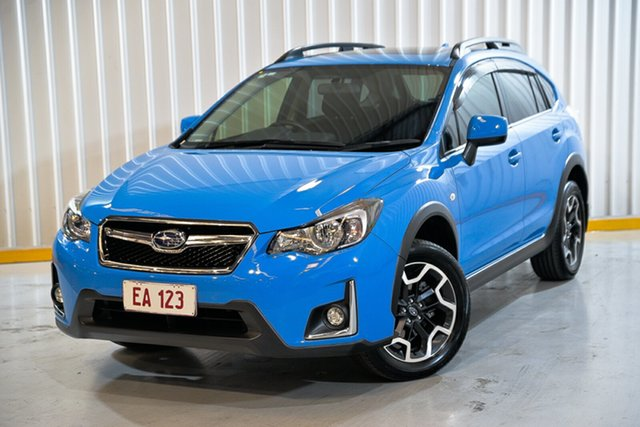 Used Subaru XV G4X MY16 2.0i-L Lineartronic AWD Hendra, 2016 Subaru XV G4X MY16 2.0i-L Lineartronic AWD Blue 6 Speed Constant Variable Wagon