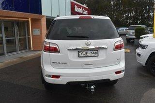 2019 Holden Trailblazer RG MY19 LTZ White 6 Speed Sports Automatic Wagon
