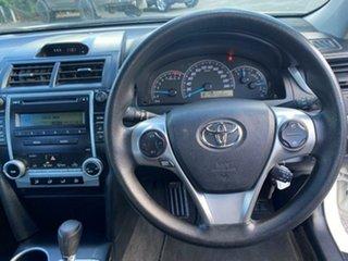 2014 Toyota Camry ASV50R Altise Diamond White 6 Speed Sports Automatic Sedan.
