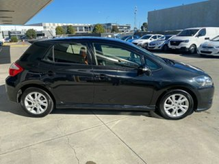 2012 Toyota Corolla ZRE152R MY11 Levin ZR Black 4 Speed Automatic Hatchback