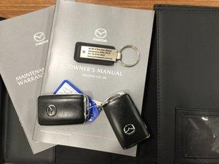 2020 Mazda CX-30 DM4WLA G25 SKYACTIV-Drive i-ACTIV AWD Astina Polymetal Grey 6 Speed