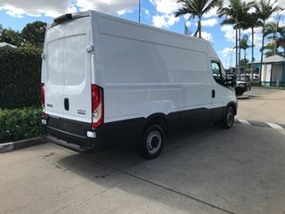 2017 Iveco Daily Bianco Automatic Van.
