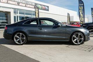 2014 Audi S5 8T MY14 S Tronic Quattro Daytona Grey 7 Speed Sports Automatic Dual Clutch Coupe.