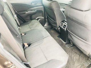 2015 Honda CR-V RM Series II MY16 VTi-S 4WD Brown 5 Speed Sports Automatic Wagon