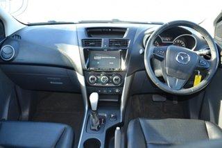 2017 Mazda BT-50 MY16 GT (4x4) White 6 Speed Automatic Dual Cab Utility