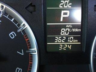 2015 Suzuki Swift FZ GL White 4 Speed Automatic Hatchback