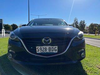 2014 Mazda 3 BM5426 XD SKYACTIV-MT Astina Jet Black 6 Speed Manual Hatchback.