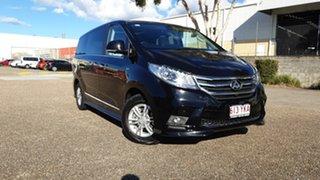2018 LDV G10 SV7A Executive (9 Seat Mpv) Black 6 Speed Automatic Wagon.