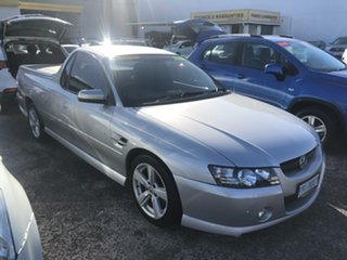 2004 Holden Ute VY II S Silver 4 Speed Automatic Utility