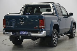 2020 Volkswagen Amarok 2H MY20 TDI580 4MOTION Perm Ultimate Green 8 Speed Automatic Utility