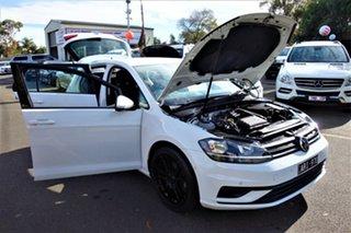 2017 Volkswagen Golf 7.5 MY17 110TSI White 6 Speed Manual Hatchback