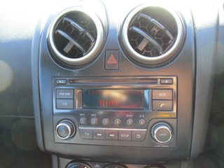 2012 Nissan Dualis J10W Series 3 MY12 ST Hatch X-tronic 2WD Black 6 Speed Constant Variable