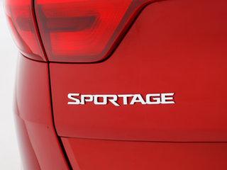 2018 Kia Sportage QL MY18 SI (FWD) Fiery Red 6 Speed Automatic Wagon