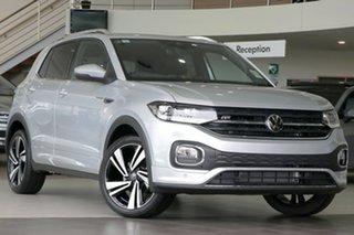 2021 Volkswagen T-Cross C1 MY21 85TSI DSG FWD Style Reflex Silver 7 Speed.