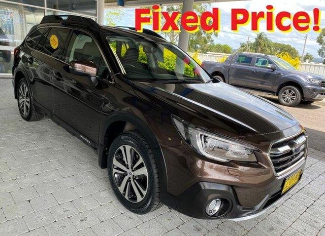 Used Subaru Outback 2.5I Taree, 2019 Subaru Outback 2.5I Brown Constant Variable Wagon
