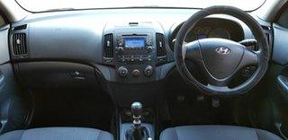 2007 Hyundai i30 FD SX 1.6 CRDi White 5 Speed Manual Hatchback