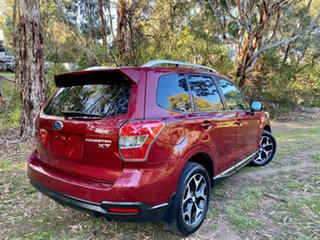 2013 Subaru Forester S4 MY14 XT Lineartronic AWD Premium Burgundy 8 Speed Constant Variable Wagon