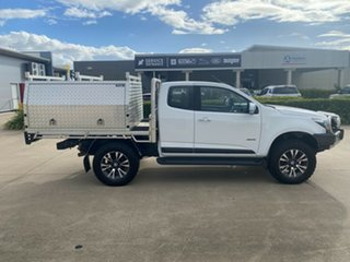 2017 Holden Colorado RG MY17 LTZ Pickup Space Cab White/181017 6 Speed Sports Automatic Utility.