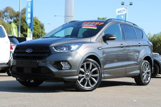 2019 Ford Escape ZG 2019.75MY ST-Line Grey 6 Speed Sports Automatic SUV.