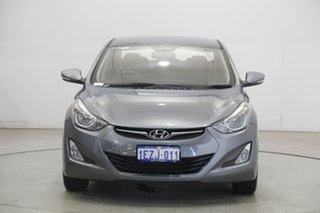 2015 Hyundai Elantra MD3 Active Sparkling Metal 6 Speed Sports Automatic Sedan.