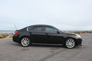 2012 Subaru Liberty B5 MY12 GT AWD Premium Black 5 Speed Sports Automatic Sedan.