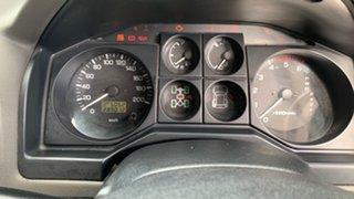 2004 Mitsubishi Pajero GLX White Automatic Wagon