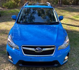 2016 Subaru XV G4X MY17 2.0i-S Lineartronic AWD Blue 6 Speed Constant Variable Wagon