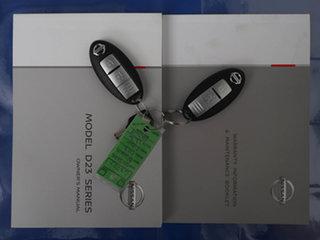 2020 Nissan Navara D23 Series 4 MY20 N-Trek Special Edition (4x4) White 6 Speed Manual