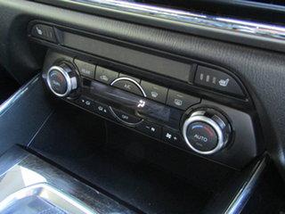 2017 Mazda CX-9 TC Azami SKYACTIV-Drive Red 6 Speed Sports Automatic Wagon
