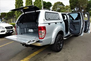 2014 Ford Ranger PX XL Silver 6 Speed Sports Automatic Utility
