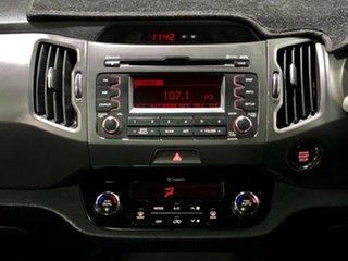2011 Kia Sportage SL Platinum Red 6 Speed Sports Automatic Wagon