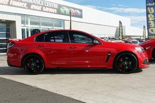 2016 Holden Special Vehicles ClubSport Gen-F2 MY16 R8 LSA Red 6 Speed Manual Sedan.