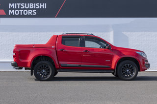 2018 Holden Colorado RG MY18 Z71 Pickup Crew Cab Absolute Red 6 Speed Sports Automatic Utility.