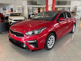 2020 Kia Cerato BD MY20 S Red 6 Speed Sports Automatic Sedan.